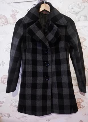 Очень тёплое пальто))