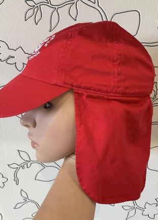 Beechfield детская кепка бейсболка для пляжа