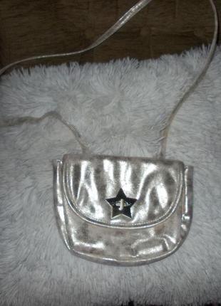 В наличии модная сумочка,фирма h&m