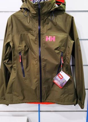 Термокуртка лыжная куртка helly hansen оригинал швеция