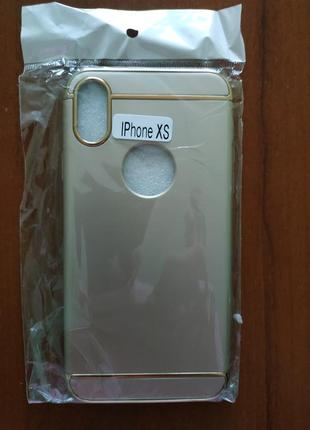 Чехол для iphone xs x 10