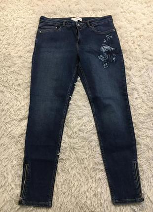 Новые джинсы скинни mango