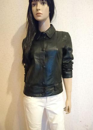 Кожаная куртка richmond x