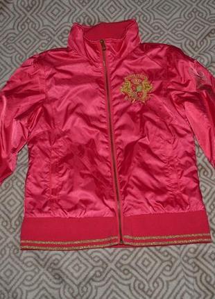 Новая ветровка курточка kappa размер xs-s 34-36  оригинал германия