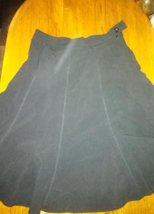 Школьная юбка на рост 152