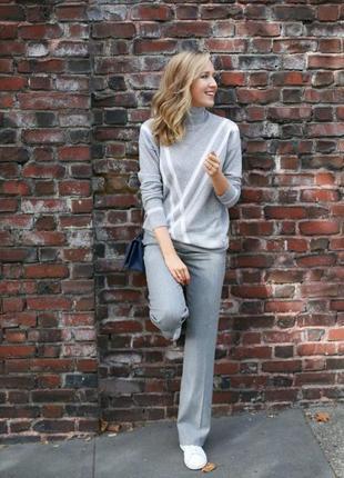 Классические прямые брюки со стрелками ,франция