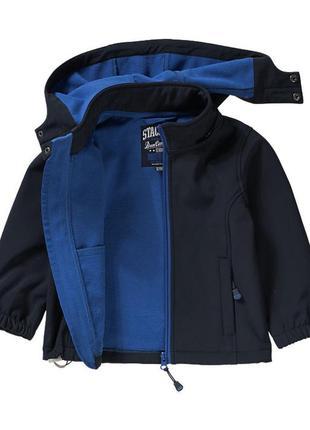 Фирменная немецкая куртка staccato р-р 128-134.оригинал