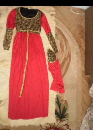 Крстюм плаття на хеловін хелловін/платье на хеллоиун