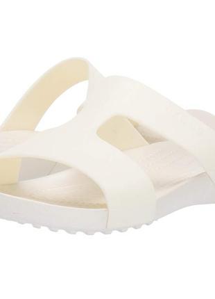 Шлепки crocs serena slide, w10