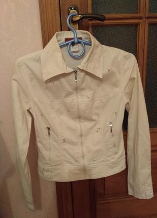 Джинсовая куртка  modus