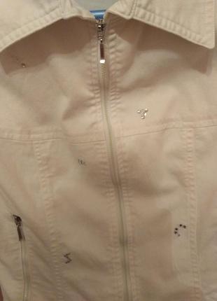 Джинсовая куртка  modus3 фото