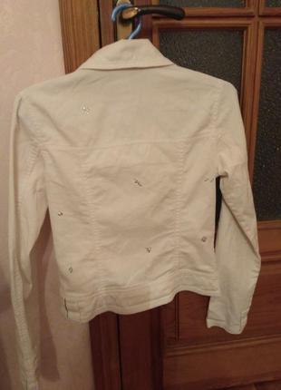Джинсовая куртка  modus5 фото