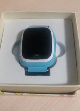 Детские смарт часы smart baby watch q100 blue