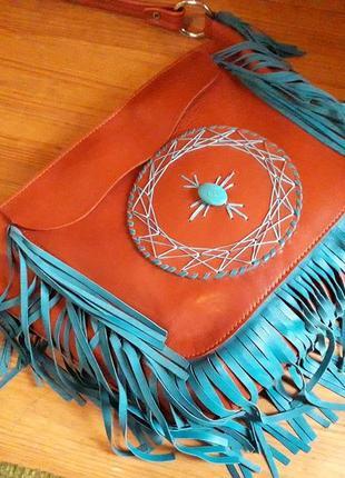 Неймовірна бохо сумка