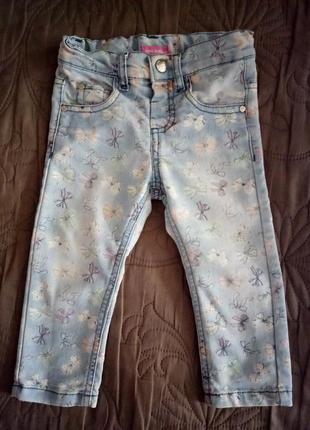 Брючки джинсы