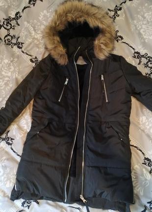 Зимова куртка cropp