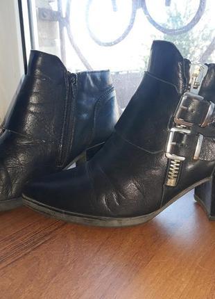 Женские ботинки catwalk
