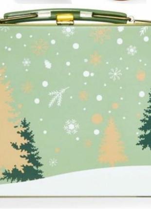 Скидка! новинка!подарочный новогодний кейс yves rocher
