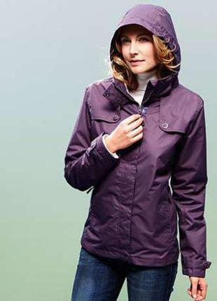 Женская всепогодная куртка 3в1 tchibo l