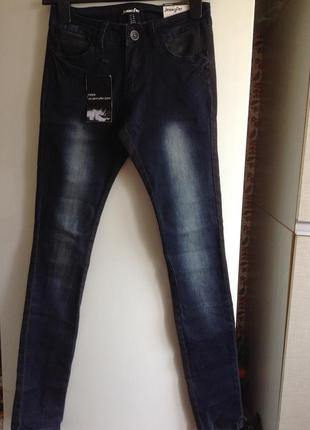 #розвантажуюсь джинсы скинни узкачи 34 xs