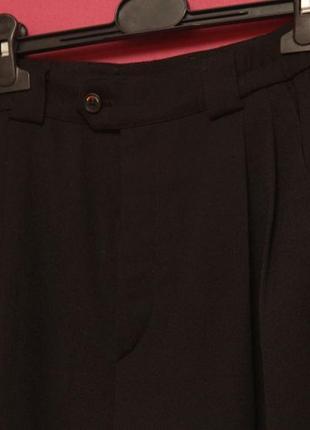 Bogner 8 us long брюки из шерсти и вискозы virgin wool + rayon