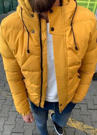 Курточка чоловіча -10 до -15 градусів