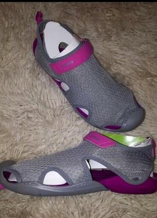Аквашузы сандали макасины crocs w11
