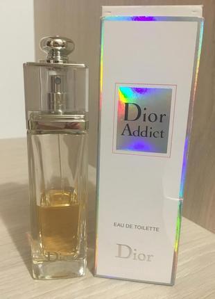 Dior addict edt оригинал