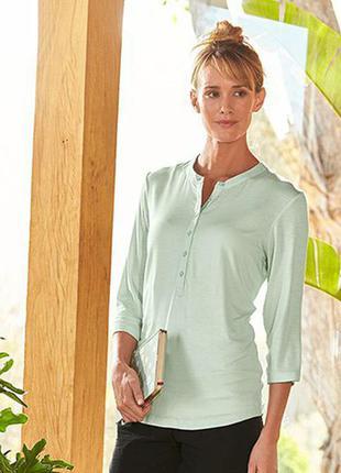 Блуза с рукавом 3/4 tchibo(tcm)