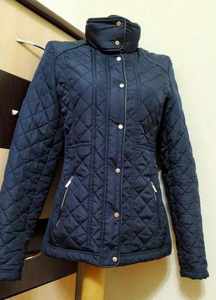 Стеганая куртка деми от ovs. италия.