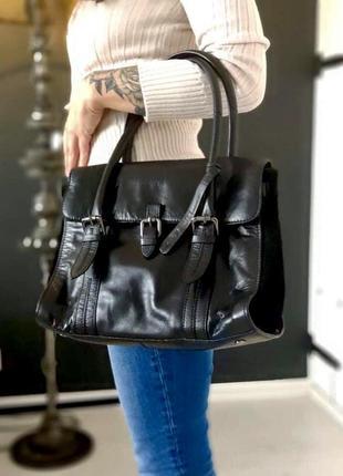 Clarks 100% оригинальная кожаная сумка.