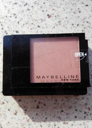 Румяна от  maybelline master blush № 30