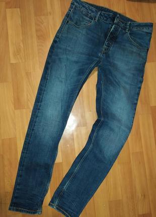 Freesoul джинсы зауженные размер 34/32