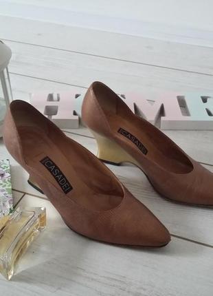 Супер туфли casadei