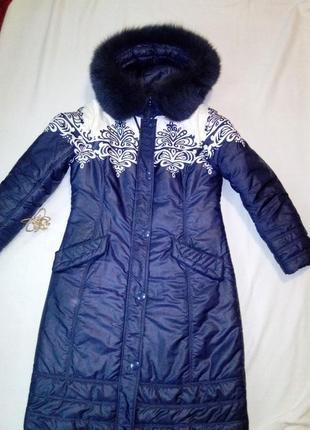 Зимнее пальто tafika