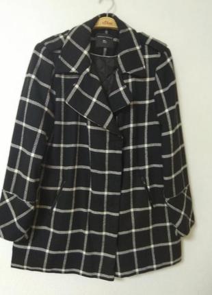 Классное, стильное пальто 56-58 размера