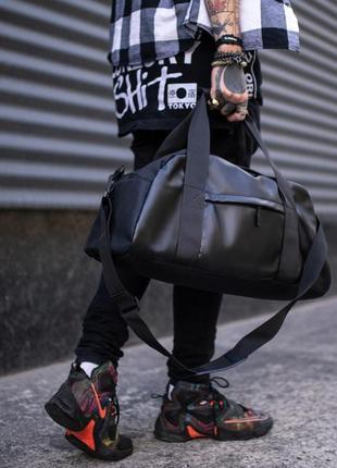 Мужская спортивная сумка hammersport черная
