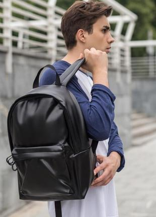 Рюкзак кожаный городской trigger7 фото