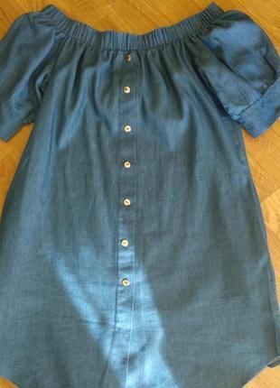 Плаття джинсове olko