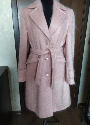 Пальто ,демисезон премиум бренда daks london из шерсти и мохера!