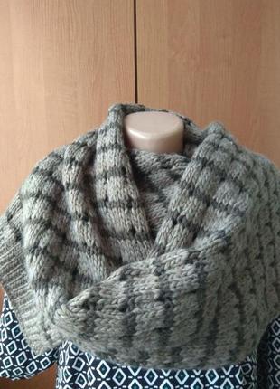 Вязанный шарф esmara