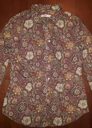 Шикарная итальянская блуза от 0039 italy! p.-l