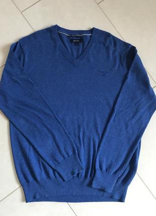 Пуловер мужской стильный модный gant размер l