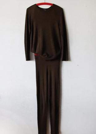 Домашний костюм ange  трикотаж вискоза франция