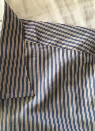 Рубашка мужская verona турция xxl классика в офис