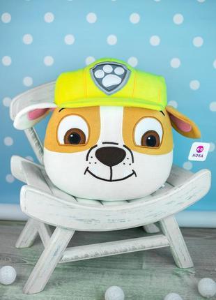 Мягкая игрушка - подушка крепыш, щенячий патруль