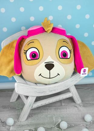 Мягкая игрушка - подушка скай, щенячий патруль