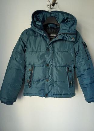 Пуртка пуховик bomboogie (6-7 років)