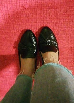 Суперские туфли лоуферы bronx