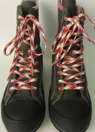 Кеди-чобітки converse.
